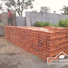 by Omah Genteng Rustic Bricks