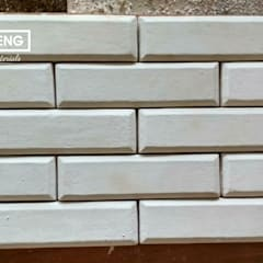 Classic style walls & floors by Omah Genteng Classic Bricks
