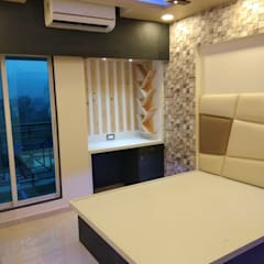 Small bedroom by VR Interior Designerss , Asian Plywood