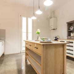 Built-in kitchens by Silvia Marcheselli Dettagli HS, Classic