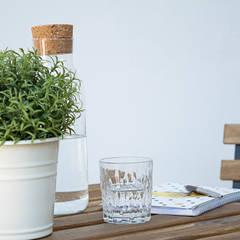 Conservatory by una designer per tutti, Mediterranean