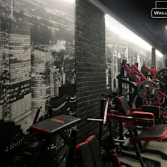 Gym by Wall Street Studio, Industrial