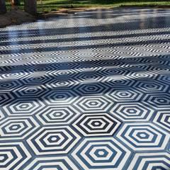 Escuelas de estilo clásico de Mosaicos Tierra Nueva Clásico