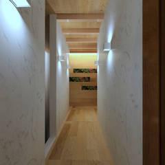 Hotels توسطgli INTERNI _ Cristina Maschio architetto, مدرن