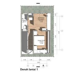 Rumah Cihanjuang Kamar Tidur Minimalis Oleh Regi Kusnadi Minimalis