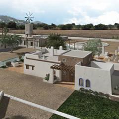 من Aguilar Arquitectos بحر أبيض متوسط