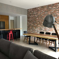 Dining room by 2 MINT STUDIO, Industrial
