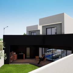 Multi-Family house by Escala Absoluta, Minimalist