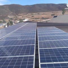 by XUSOL Energía Solar Modern