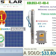 by Hilana's solar products Modern
