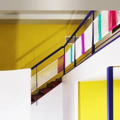 مدارس تنفيذ Sentido Arquitectura , حداثي
