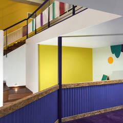 مدارس تنفيذ Sentido Arquitectura , حداثي معدن