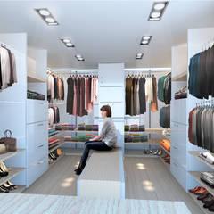 Boutique de Arquitectura ¨Querétaro [Sonotectura+Refaccionaria]의  소형 주택, 미니멀 알루미늄 / 아연