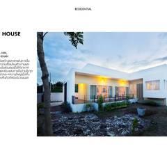 Kleine huizen door homify, Minimalistisch