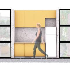 Casa VARAN por GaDantas Arquitetura Rústico Madeira Efeito de madeira