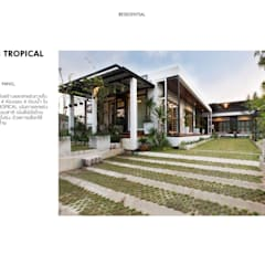 Detached home by Q-Con Home, Tropical
