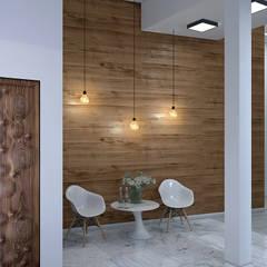 :  Офісні будівлі вiд Architoria 3D, Мінімалістичний Дерево Дерев'яні