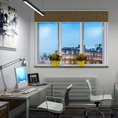 :  Офісні будівлі вiд Architoria 3D, Мінімалістичний Бетон