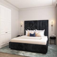 АНГЛИЙСКАЯ КЛАССИКА Chelsea: Спальни в . Автор – HouseBox, Классический