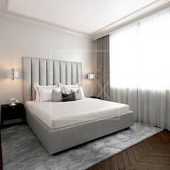 АНГЛИЙСКАЯ КЛАССИКА London: Спальни в . Автор – HouseBox, Классический