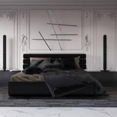 Appar | 45 m2: Спальни в . Автор – Vashantsev Nik, Классический