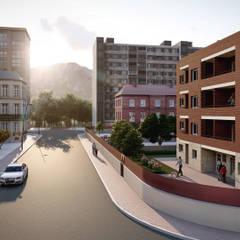 by Rexus Design 3D Mediterranean اینٹوں