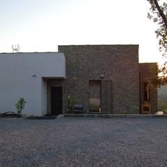 Casas unifamiliares de estilo  por Bettino Cappellin Architetto, Mediterráneo