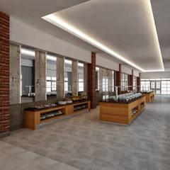 Floors by 3d Antalya, Modern