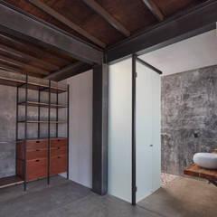 Small bedroom by PETRAM ARQUITECTURA, Industrial