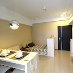 三峽小套房 根據 青塘設計顧問公司 北歐風