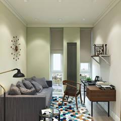 Small bedroom by EuroKvartira, Classic