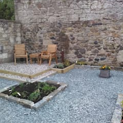 Garden designers for Edinburgh por Colinton Gardening Services - garden landscaping for Edinburgh Minimalista