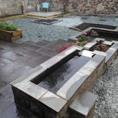 Garden designers for Edinburgh de Colinton Gardening Services - garden landscaping for Edinburgh Minimalista