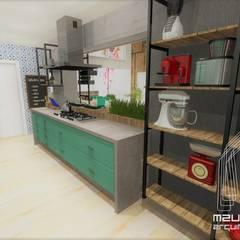 Kitchen units by Maurício Zagui - Arquitetura e Design, Classic