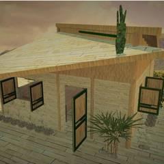 Bioconstrução para Setor Hoteleiro - Capitólio Hotéis campestres por Maurício Zagui - Arquitetura e Design Campestre