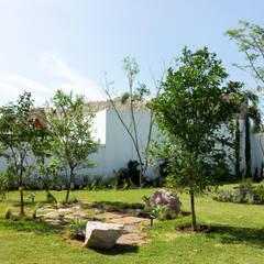 Taman oleh Boceto Arquitectos Paisajistas, Modern
