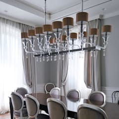 Luxurious Spaces with Multiforme Lighting Classic style media rooms by MULTIFORME® lighting Classic