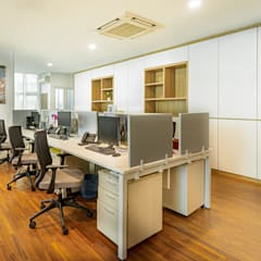 Kelly Services & Capita @ Penang by EZYOFFICE Scandinavian