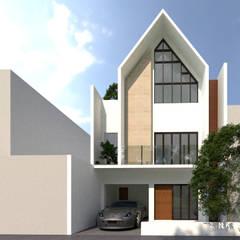 by Apapa Studio Tropical Concrete