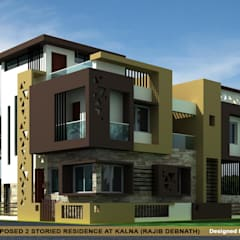 من ARCREATION DESIGN PVT LTD حداثي
