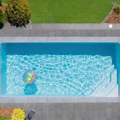 Modelo Emilie - Piscinas Waterair por Marpic Moderno