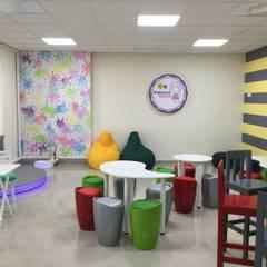 Дизайн-проект дитячого клубу by DESIGN&STYLE Еклектичний