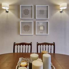 SALA DE JANTAR - BENFICA Salas de jantar mediterrânicas por maria inês home style Mediterrânico