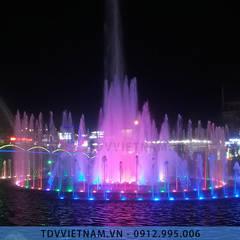من Công ty Đài phun nước TDV Việt Nam حداثي