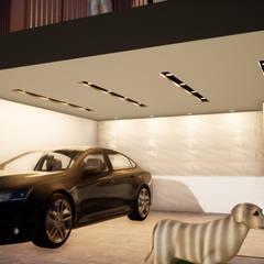 Reforma Garagens e edículas modernas por Danilo Rodrigues Arquitetura Moderno