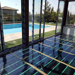 Classic style conservatory by Şah Zemin & Isıtma Sistemleri Classic