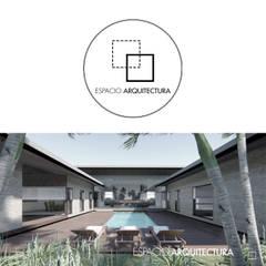 by Espacio Arquitectura Rustic