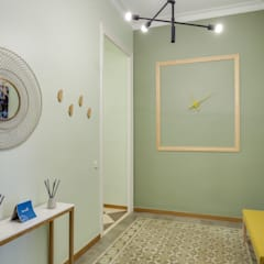 de CREAPROJECTS. Interior design. Escandinavo
