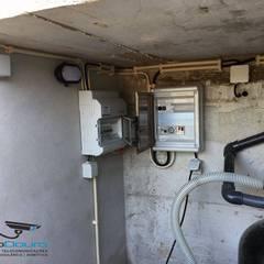 Electricidade por EletroDouro Moderno Contraplacado