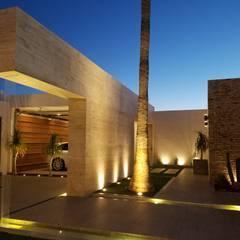Proyecto CRE Casas modernas de Merarki Arquitectos Moderno